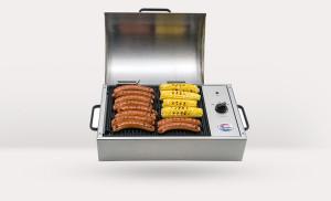 revolution portable grill