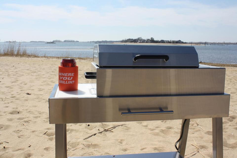 grill at clinton beach