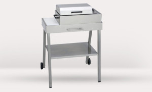 Kenyon City Grill Cart Extra Large