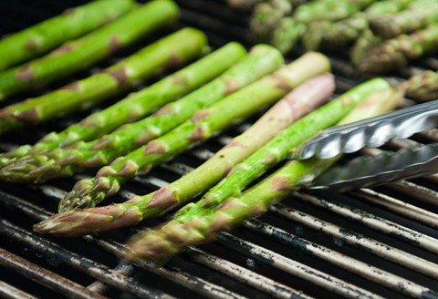Healthy Grilled Asparagus Recipe