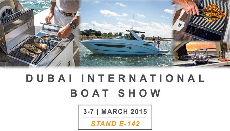 Dubai Boat Show - 2015