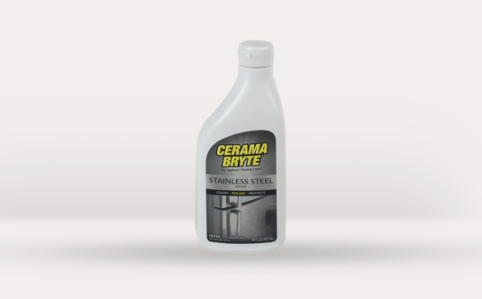 Cerama Bryte Stainless Steel Cleaner