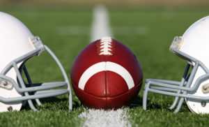 Football-and-helmets