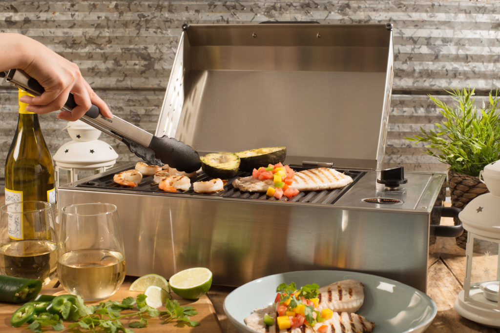 City Electric Grill