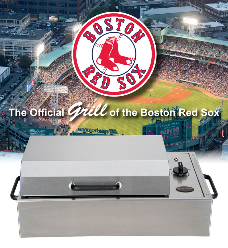 The Official Grill of the Boston Red Sox
