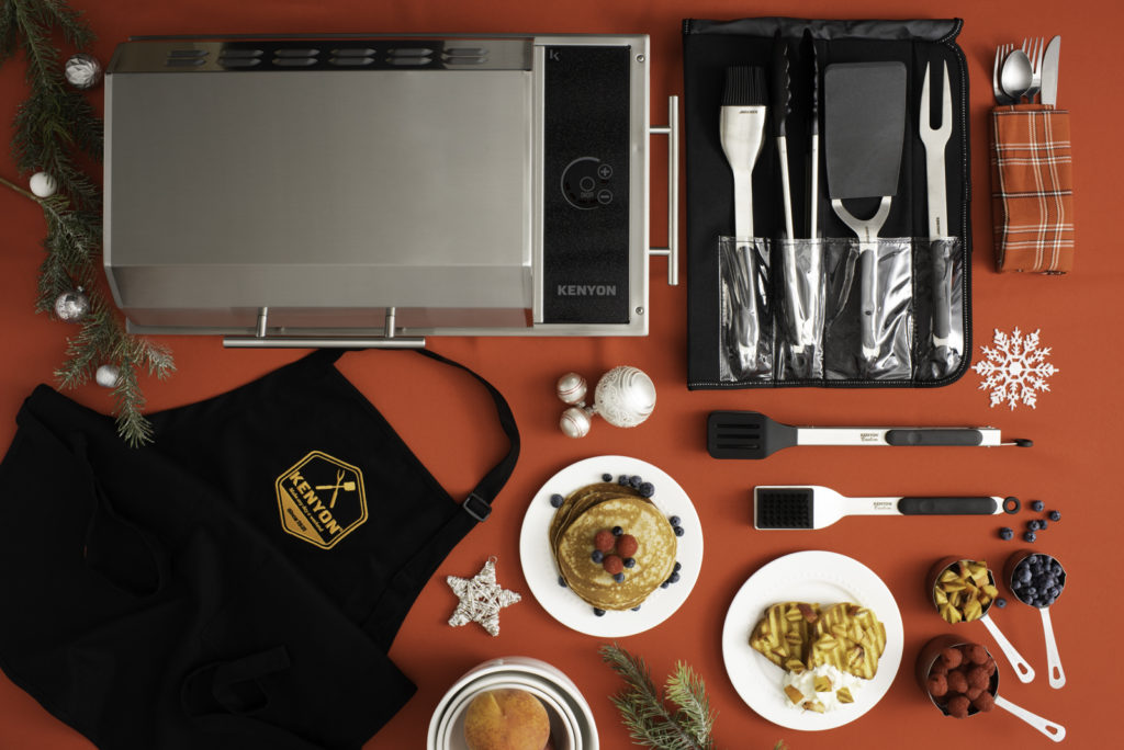 Kenyon Gift Guide - Grill Accessories