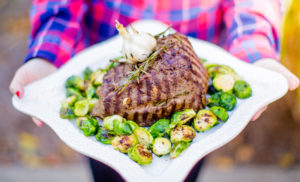 Christmas Eve - Brussel Sprouts
