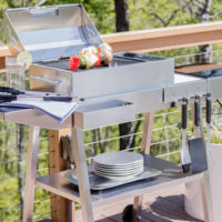Gift Guide - Grill Cart