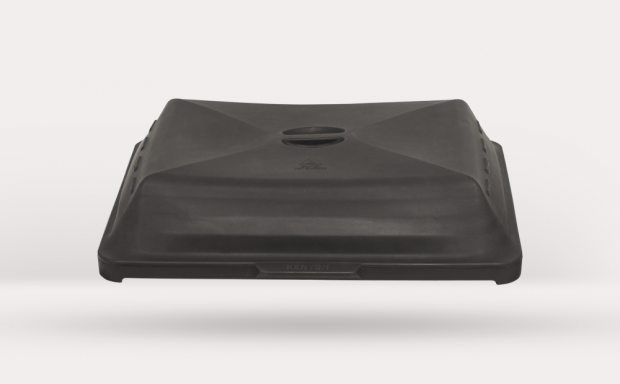 New Charcoal SilKEN® Grill Lid