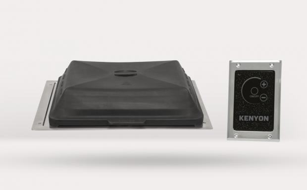 SilKEN® Built-In Remote Control Grill